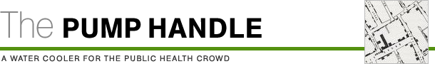 The Pump Handle Logo